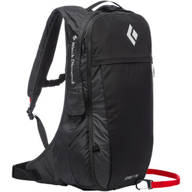Black Diamond JetForce Pro Lumivyöryreppu 10l, black